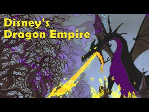 EXCLUSIVE: Disney Animation Studios Gearing Up For DRAGON EMPIRE