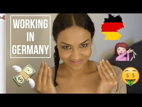 WORKING in GERMANY | Taxes, Rates & Student Jobs