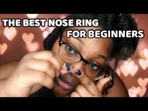 How to Change a Nose Ring + Jewelry Tips