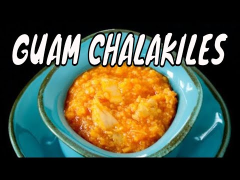 Chalakiles or empanada filling