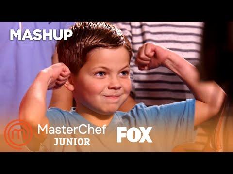 Little Kids, Big Kitchen | Season 6 | MASTERCHEF JUNIOR