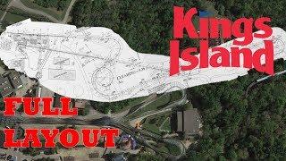 2020 Kings Island Giga Coaster- Unchained - PakVim net HD