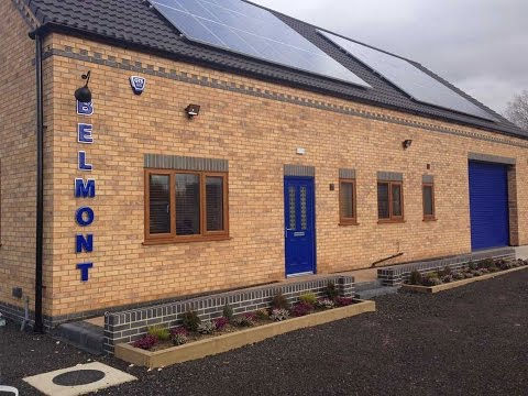 Belmont Group UK Timber Frame Construction