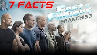 7 Fascinating Facts About The Fast & The Furious Franchise!