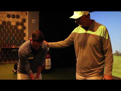 Top Golf, lead instructor Lesson with Tony Luczak, PGA