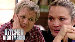 Tears Flow as Gordon Orchestrates Emotional Family Reconciliation   Kitchen Nightmares