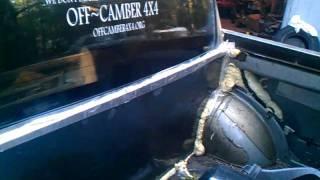 jeep zj choptop truck conversion