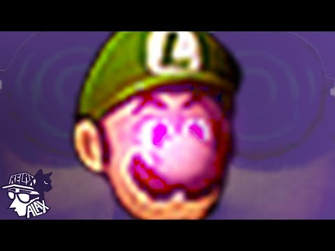 The Real Story of Luigi's Mansion