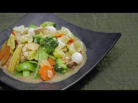 How to Cook - Chopsuey (Filipino Version)