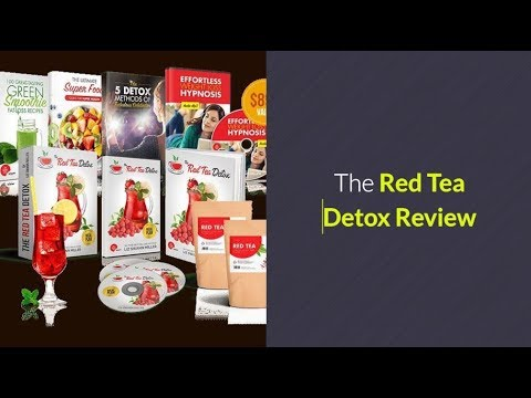 The Red Tea Detox Review – Liz Miller's Program