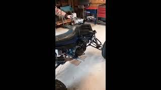 Suzuki gsxr 750 banshee