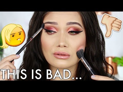 DON'T BUY THIS! Huge Makeup Fail Tutorial