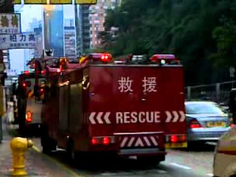 HONGKONG FIRE CALL