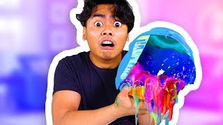 DO NOT MIX TIDE PODS WITH JELLO!