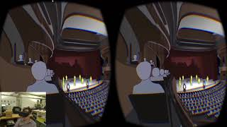 Early Days in the Oculus Rift