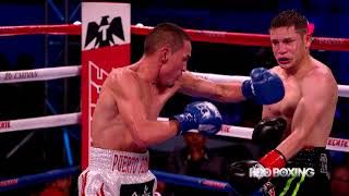 Carlos Cuadras vs. Juan Francisco Estrada: BAD Highlights (HBO Boxing)