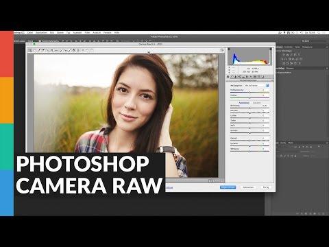 Photoshop Camera RAW Modul nutzen - Einstellungen, JPG-Format