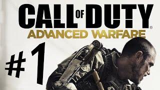 Call of Duty: Advanced Warfare - Parte 1: Sacrifício e Tecnologia [ PS4 - Playthrough PT-BR ]