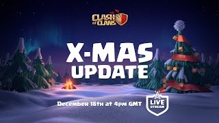 Clash of Clans Update stream in 1 Hour!!