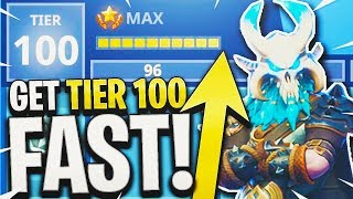 How To Unlock FREE TIERS & LEVEL UP FAST in Fortnite Season 5 Battle Pass! (HIDDEN SEASON 5 TIPS)