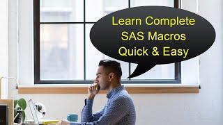 Advanced SAS Programming Part 1 - Macro Programming - PakVim net HD