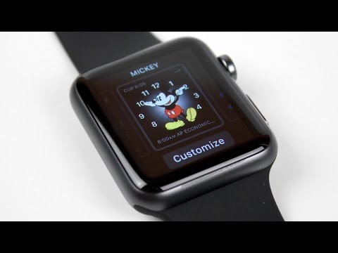 How to Change the Watch Face on Apple Watch!