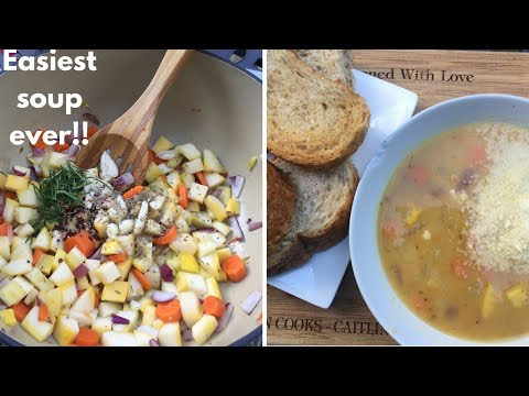 What I Actually Eat in a Day | Day 2 | + Tuscan Bean Soup Recipe