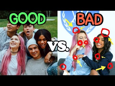 School Friends: Good vs. Bad