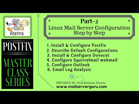 Linux Mail Server Configuration Step by Step