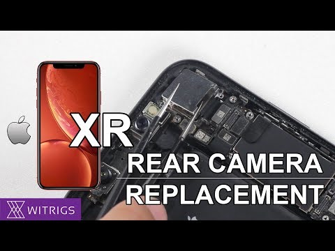 iPhone XR Rear Camera Replacement
