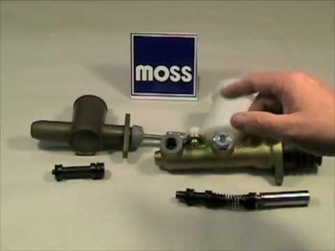 Dual Brake Master Cylinder