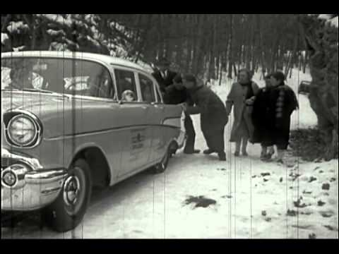 How To Drive On Snow And Ice (1957)