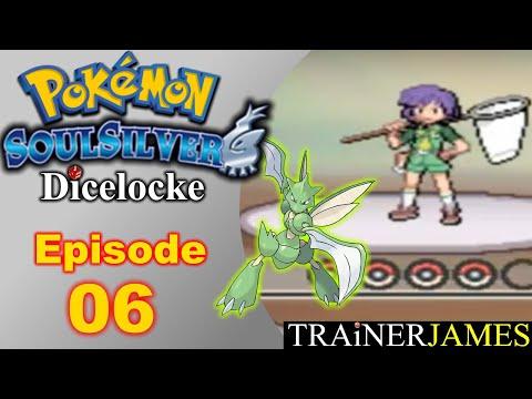Bugsy Bugs Me! | Ep. 06 - Pokemon SoulSilver Dicelocke Nuzlocke