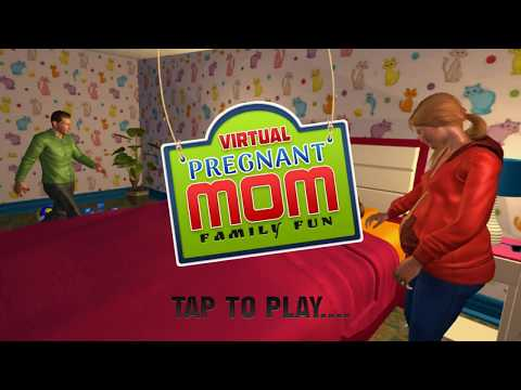 Virtual Family Pregnant Mom: Happy Family Game - Android Gameplay