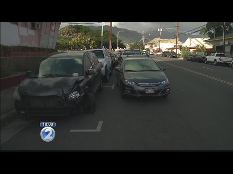 Residents upset with tow company for using street parking to store towed vehicles
