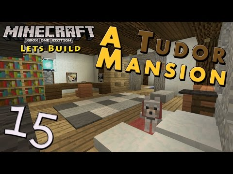 Minecraft :: Lets Build A Tudor Mansion :: E15