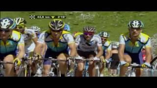Cycling Tour de France 2009 Part 3