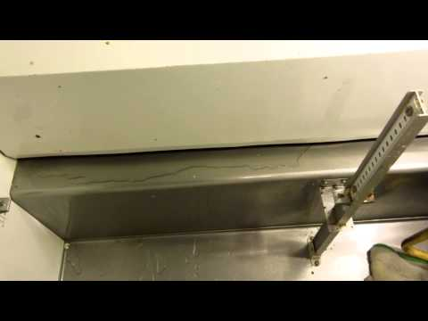 True-3 Door Preperation Table. Repair of Water Leaking inside Refrigerator. Repairs. Part 1.