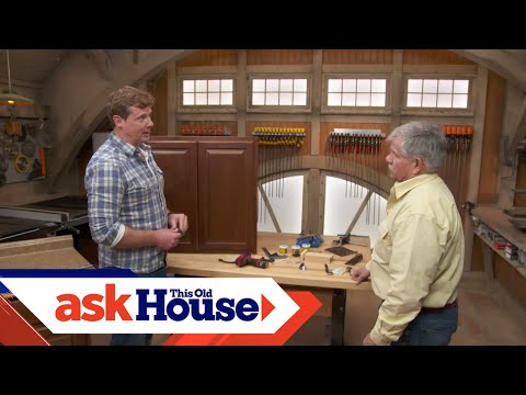 How to Locate Cabinet Knobs and Pulls