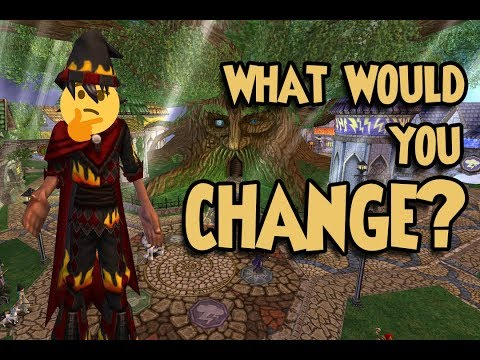 What changes would YOU make to Wizard101?
