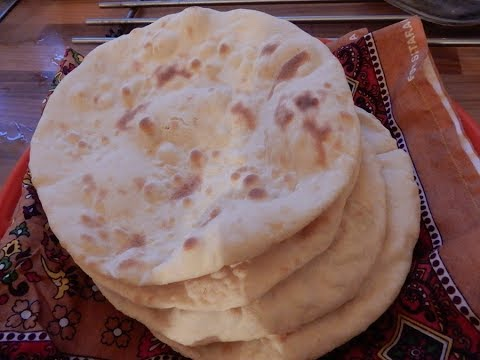 Naan Bread Made Easy!