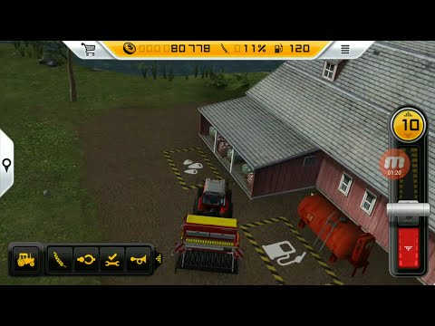 FS 14 Farming simulatör - tohum alma seeding