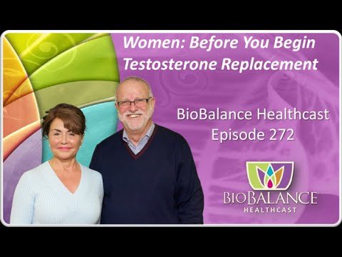 Women: Before You Begin Testosterone Replacement