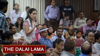 Question and Answer Session with Students of Jamaia Millia Islamia University.