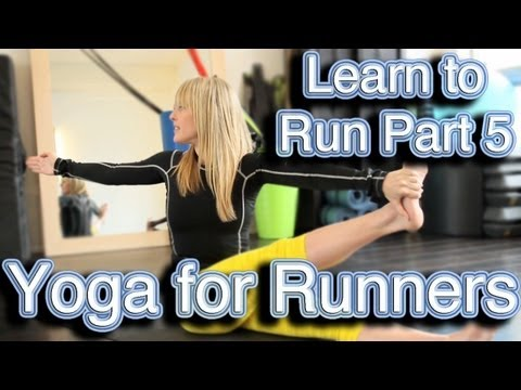 Get Fit In The City: Learn to Run Part 5: Yoga for Runners