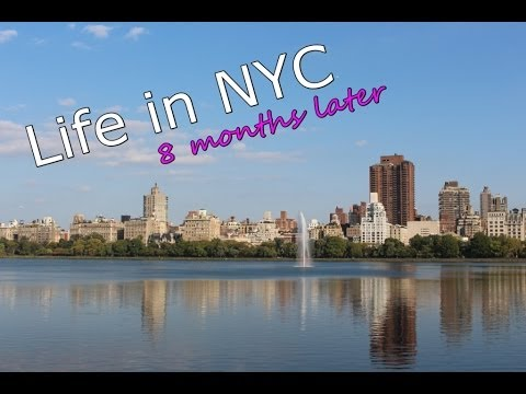 8 Months Living in NYC.. The Life of a Makeup Artist: