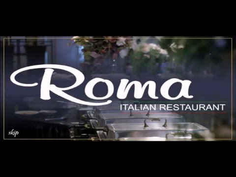 DinePalace Presents - Roma Italian Restaurant - Mississauga Restaurants
