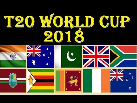2018 T20 World Cup Full Schedule And Time Table ! Latest updates !