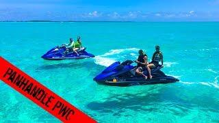 Panhandle PWC 2017 Jetski Trip from Florida to Abaco, Bahamas