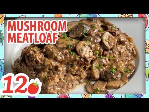 How to Make: Mushroom Meatloaf